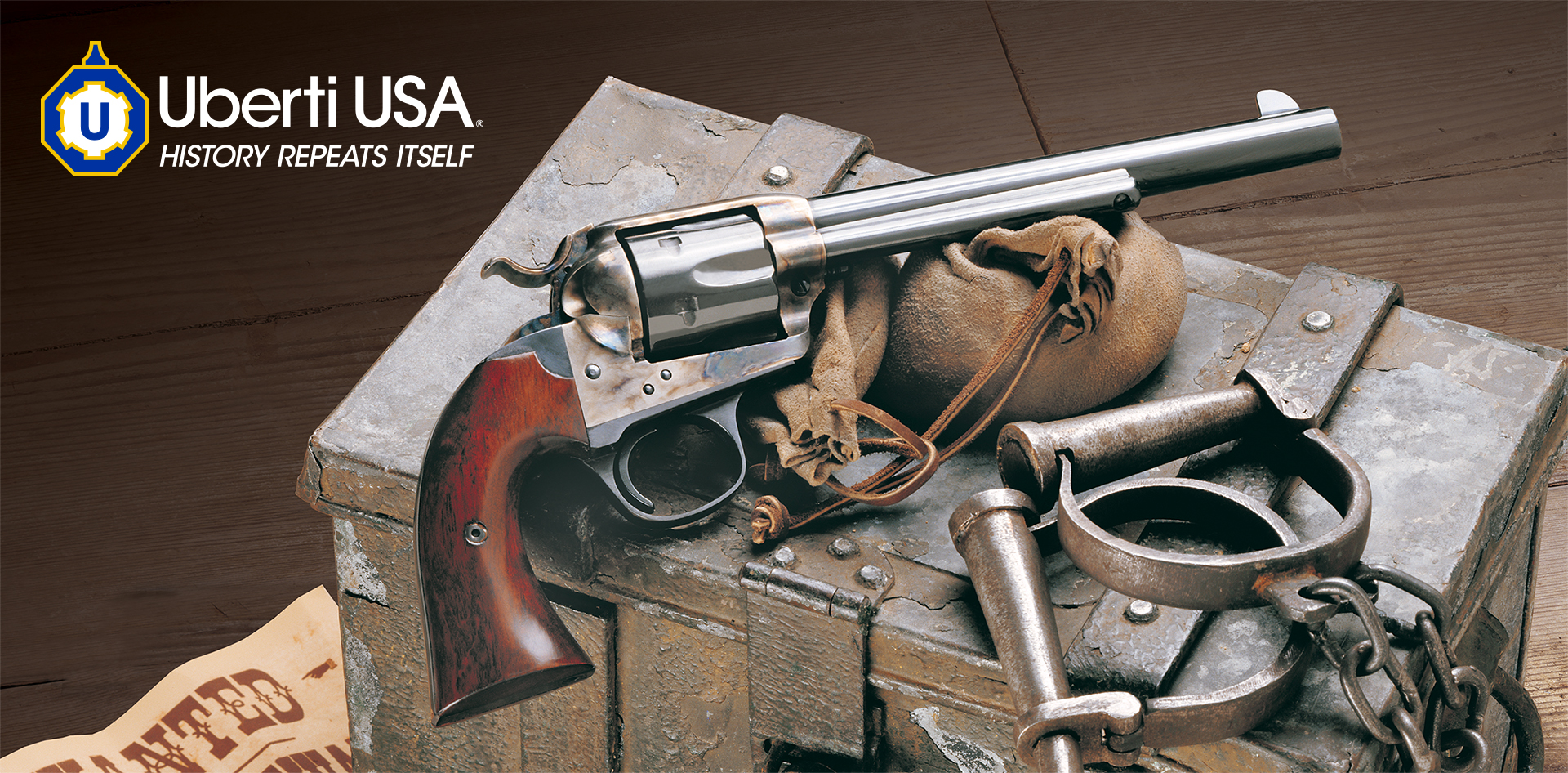 Why Single-Action Revolvers Make Awesome Trail Guns | Uberti