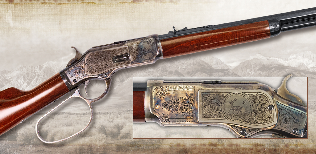 Quality Replica Guns of the Old West | Uberti