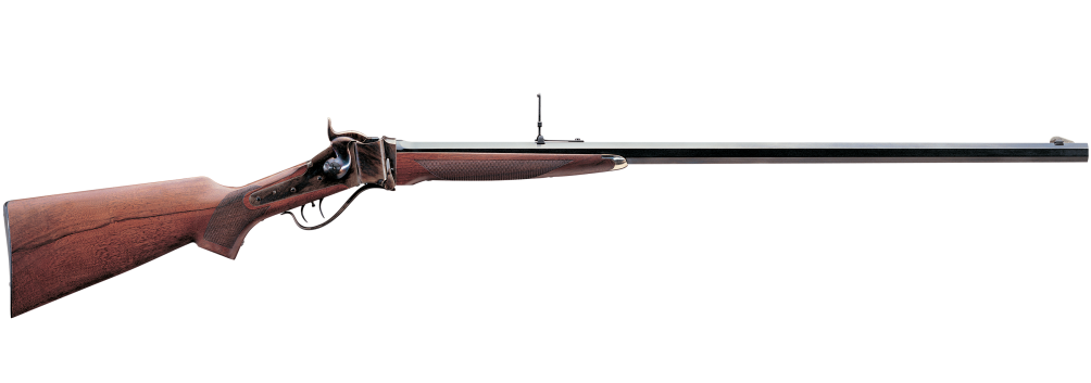 1885 High-Wall Rifle